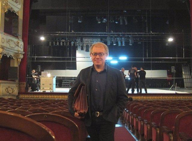 El director del IVC, Abel Guarinos