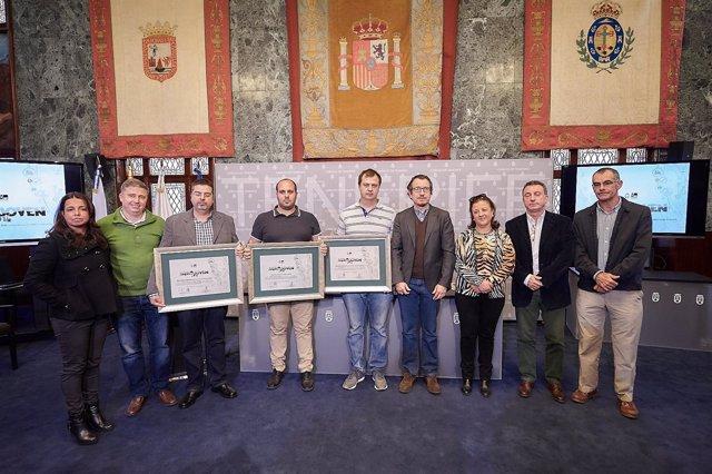 Premios 'Agrojoven 2016'