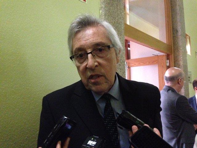Miguel Ángel Cadenas, presidente del TSXG