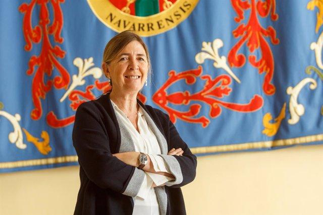 Carmen García Olaverri.
