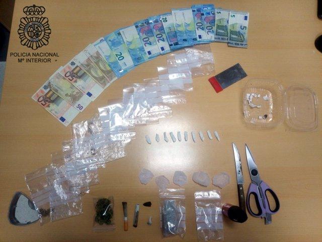 Tráfico de drogas en Huelva