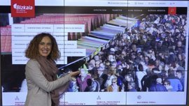 Diputación de Bizkaia renueva su página web