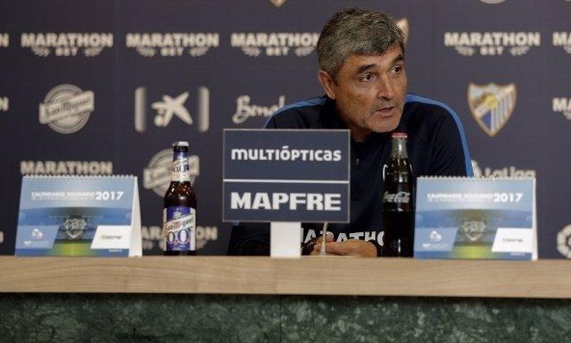 Juande Ramos Málaga
