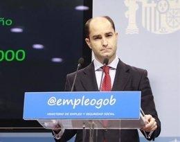 Juan Pablo Riesgo, secretario de Estado de Empleo