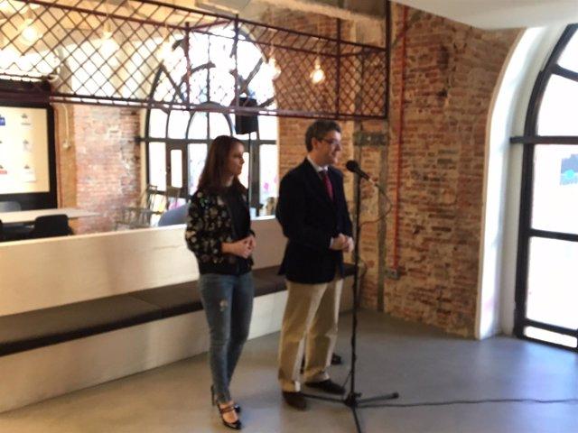 """Nadal augura una revolución digital y destaca """"el talento extraordinario"""" de Esp"""
