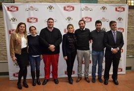 Tello repartirá menús elaborados por el chef Iván Cerdeño en los once comedores sociales que Cáritas tiene en la región