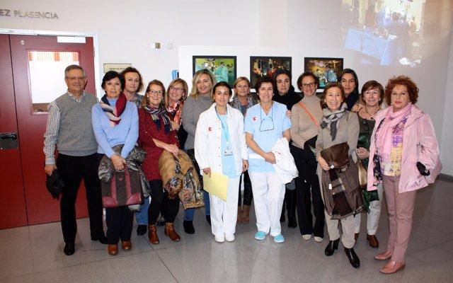 25 Aniversario Equipo Quirúrgico Enfermería Trasplantes