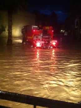 Lluvias, inundaciones, temporal