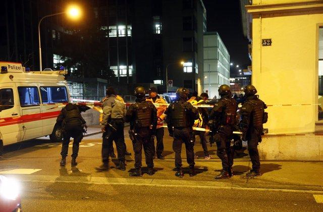 Tiroteo en un centro islámico en Zurich