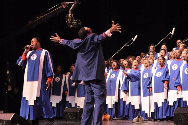 Gospel Black Heritage Choir