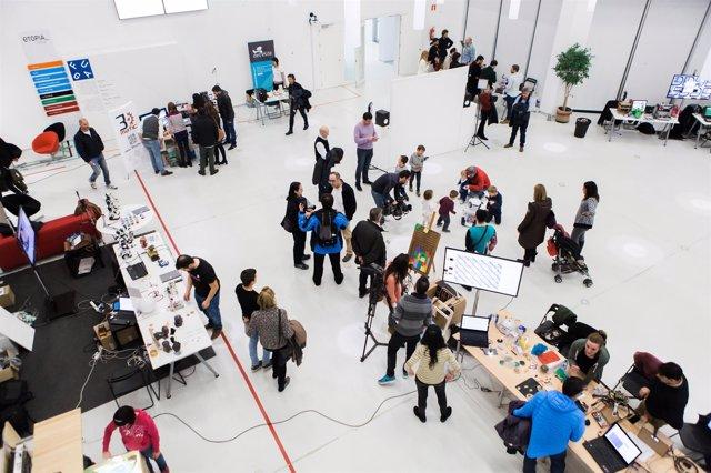 Zaragoza Maker Show en Etopia