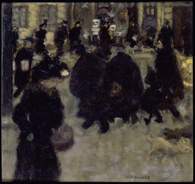 París, Bonnard