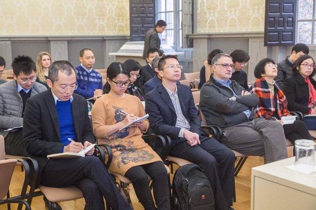 Técnicos chinos de Zhuhai conocen experiencias de desarrollo sostenible
