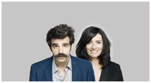 David Verdaguer y Sílvia Abril, 'Molt soroll per no res'