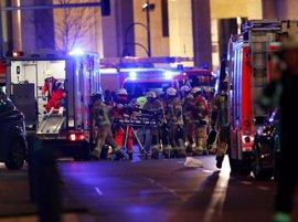 """EEUU describe como """"un suceso horrible"""" el atropello masivo en Berlín y ofrece su apoyo"""