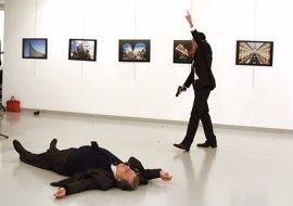 Seis detenidos en Turquía por su presunta relación con el asesinato del embajador de Rusia