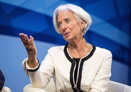 El FMI apoya la continuidad de Lagarde, que no apelará la decisión de la Justicia francesa