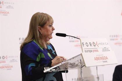 """Malcorra afirma que Venezuela ya no participa """"ni con voz ni con voto"""" en Mercosur"""