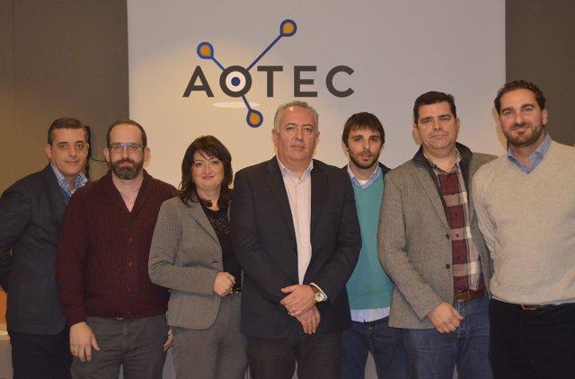 Junta directiva de Aotec