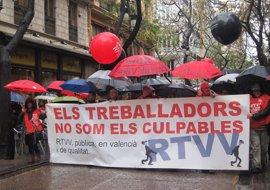 CGT amplía la demanda por el ERE de RTVV contra la CVMC y planteará la sucesión de empresas