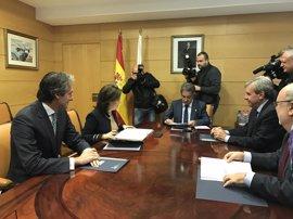 Fomento encarga estudio para mejorar vía Santander-Bilbao