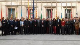 Minuto de silencio en el Senado por los atentados en Berlín y Ankara