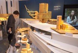 El Museo del Gas se adentra en el edificio icónico de Gas Natural Fenosa en una exposición