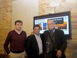 La película 'Jota de Saura' pone el colofón al programa 'Jaén con el cine. 25 años'