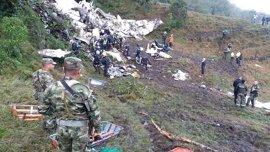 El Gobierno de Bolivia acusa a LaMia y al piloto del accidente aéreo en Colombia