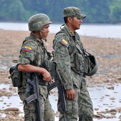Liberan a militares que fueron secuestrados por indígenas en la Amazonia ecuatoriana