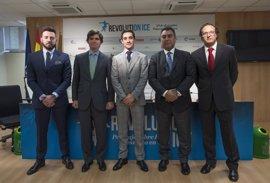 Javier Fernández reúne a otros campeones del mundo en Revolution on Ice en Vistalegre