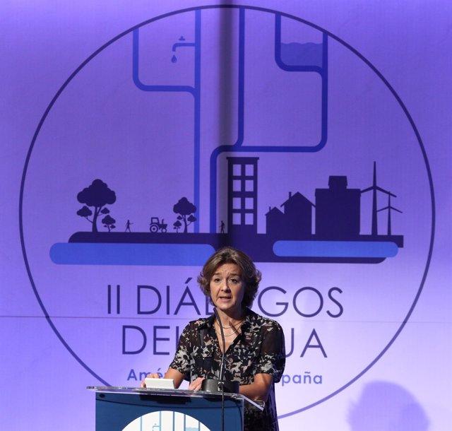 García Tejerina inaugura los II Diálogos del Agua América Latina-España