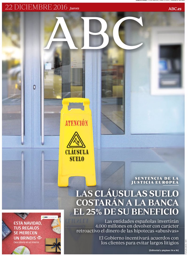 Clausula suelo 25 interesting search result for phrase for Validez acuerdo privado clausula suelo
