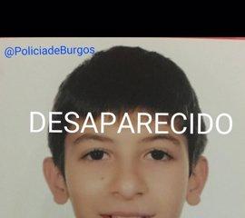 Buscan a un niño de 11 años desaparecido en Lerma desde el miércoles