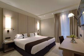Las pernoctaciones hoteleras suben un 9,2% en noviembre en Extremadura, hasta las 159.021