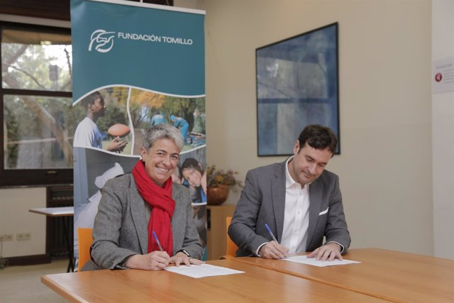 La Fundación Tomillo E Idental Firman Un Convenio De Colaboración Para Ofrecer
