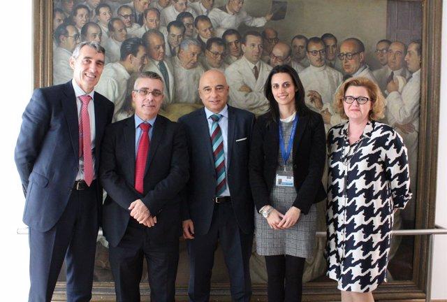 Acuerdo Ilunion y Fundación Jiménez Díaz