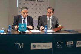La CEM y Diputación firman un convenio para iniciar el plan de empleo para universitarios
