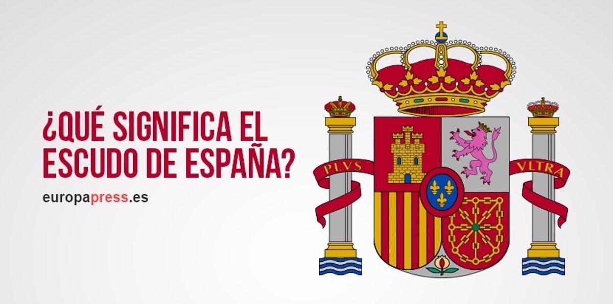 Cuál Es El Significado Del Escudo De España Y De Sus Elementos