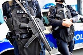 Arrestados en Alemania dos sospechosos de planificar un atentado en un centro comercial