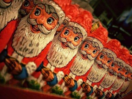 ¿Con qué otros nombres se conoce a Papá Noel en Iberoamérica?