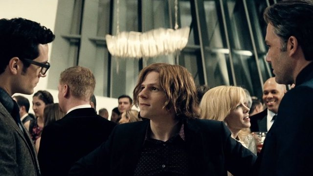 Lex Luthor en Batman v Superman