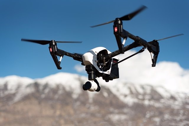 Camara dron