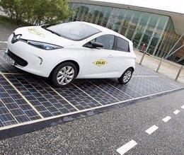 Wattway, carretera de paneles solares