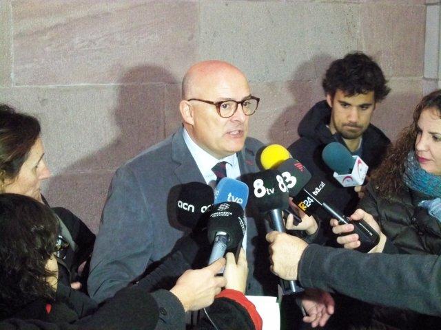 Lluís Corominas (PDeCAT)