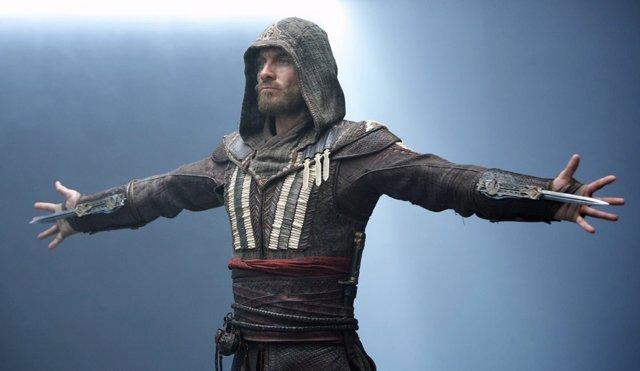 Michael Fassbender en Assassin's Creed