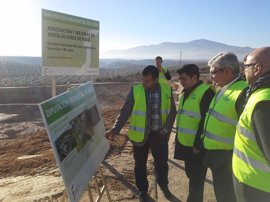 La planta de residuos Jaén-Sierra Sur ampliará su capacidad para responder a las necesidades de los próximos años