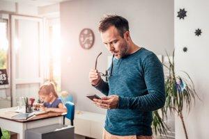 Smartphone y atención a los niños