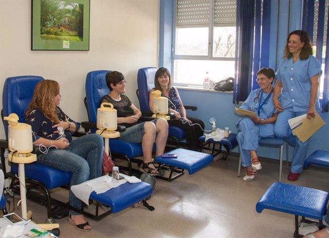 Primer Banco de Donación de Lecha Materna en Andalucía Occidental