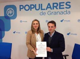 PP pide al Ayuntamiento que sea acusación en el caso de las audioguías de la Alhambra